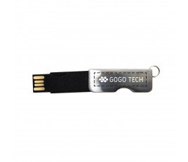 Metal Side Swing USB Flash Drive