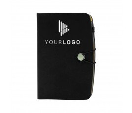 Bungee Latched, Legal Pad Notebook