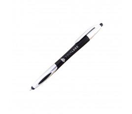 Metallic Stylus-Silicone Stylus Pen