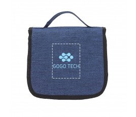 Toiletries Bag with Compartments