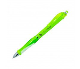 Rubber Grip Plastic Pen