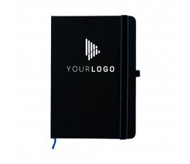 Premium Notebook with Pen Holder