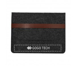 Premium Wool Felt Laptop Sleeve