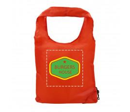 กระเป๋าไนลอนที่เก็บพับได้ (40 x 42 ซม.)