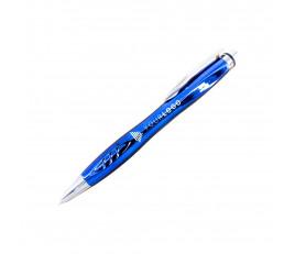 ปากกาแบบกดตัวด้ามเงา