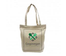 กระเป๋าผ้าแคนวาสแบบพรีเมี่ยม (30 x 35 x 10 ซม.)
