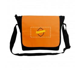 กระเป๋าสะพายข้างหลากสี (32 x 28 x 9 ซม.)